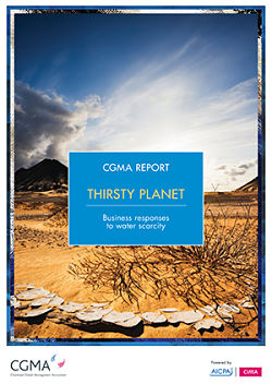 CGMA Report Thirsty Planet