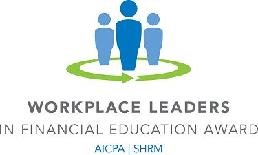Workplace Leaders in Financial Education Awards