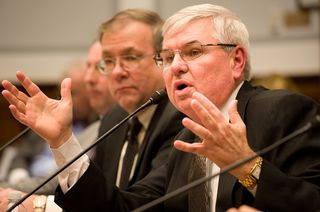 Barry Melancon, CPA, Testifying in front of Congress