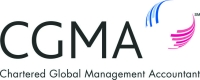 Chartered global management accountant logo