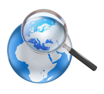 Finding foreign accounts and assets