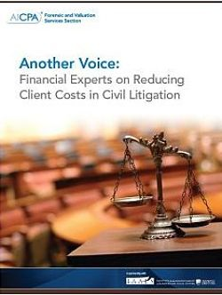 Reducing client costs in civil litigation